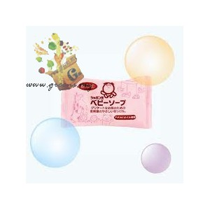 Shabondama Baby Bar Soap (100g)