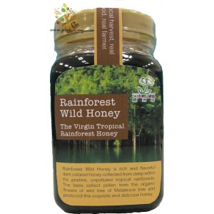 Rainforest Wild Honey 千层树野蜜(500g)