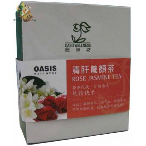 Rose Jasmine Tea 清肝养颜茶