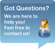 Got Questions? Contact Us