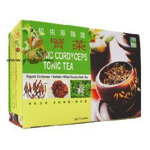 Organic Cordyceps Tonic Tea with Free Ocha Cup