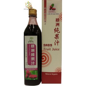 Organic Mulberry Juice (No Sugar Added)