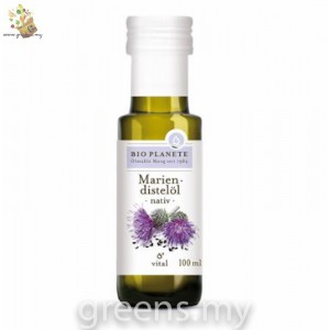Bio Planete Organic Milk Thistle oil (100ml)