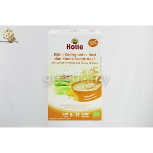 Holle Dry Cereal for Infant and Young Children (Rice, Corn and Millet) 250g