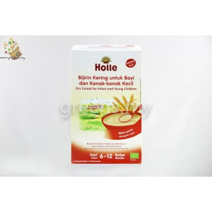 Holle Dry Cereal for Infant and Young Children (Wheat) 250g