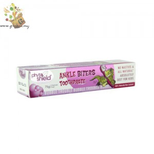 Phyto Shield Kid's toothpaste – Bubble Trouble, 75g
