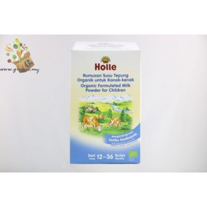 Holle Biodynamic Formulated Milk Powder for Children (1 – 3 years) 600g (2 x 300g)