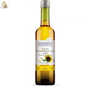Bio Planete Organic Virgin Sunflower Oil 有机初榨葵花籽油  500ml