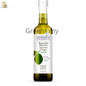 Bio Planete Early Harvest Olive Oil Organic Extra Virgin (500ml)